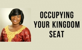 Occupying Your Kingdom Seat